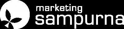 Sampurna Marketing Logo weiss